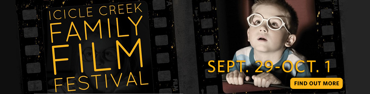 Family Film Fest Header with dates
