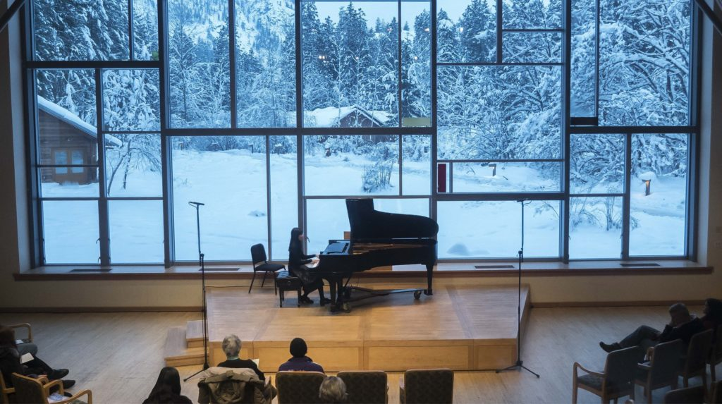 Icicle Creek Winter Piano Festival | Icicle Creek Center for